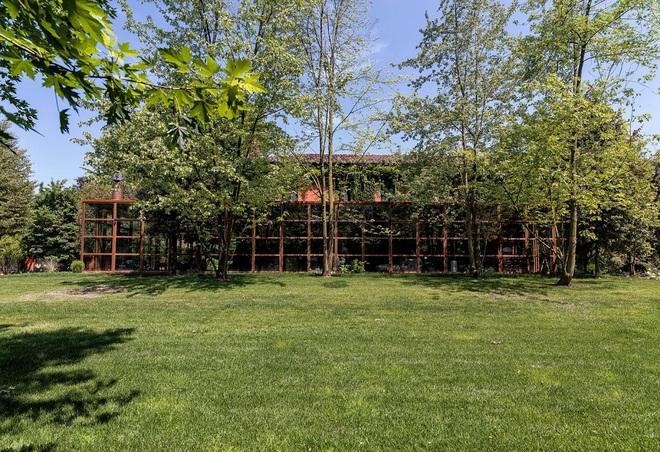 Ngôi nhà 450m² ở vùng quê được bao quanh bởi cây xanh tươi tốt khiến ai nhìn thấy cũng thích - Ảnh 11.
