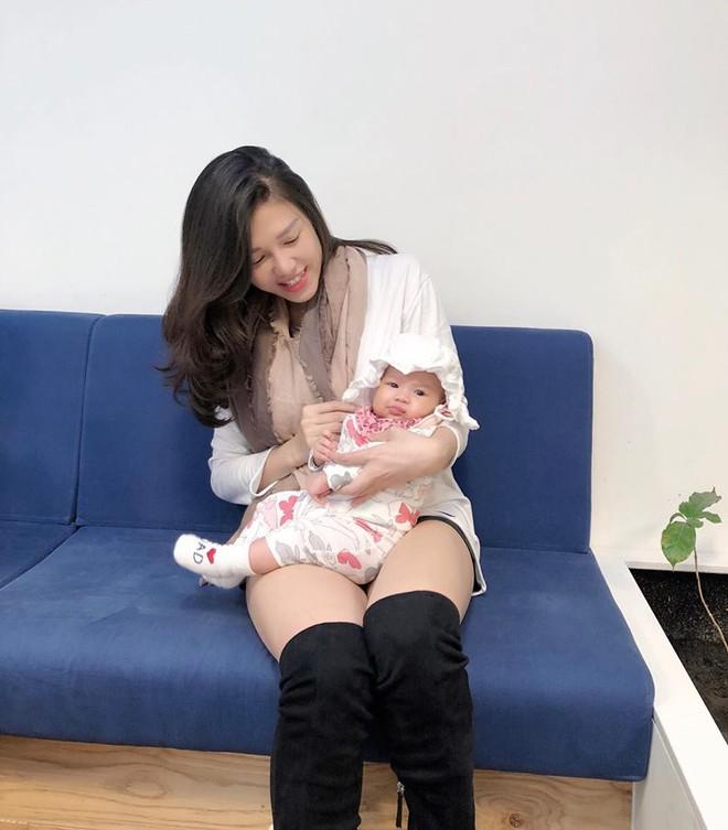 Thanh Trang - MC xinh đẹp của Café sáng chia sẻ kinh nghiệm về dáng sau sinh tức thì - Ảnh 8.