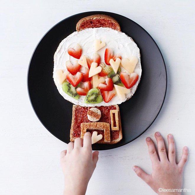 Để con hết kén ăn, bà mẹ khéo tay đã biến bữa ăn thành kiệt tác nghệ thuật - Ảnh 25.