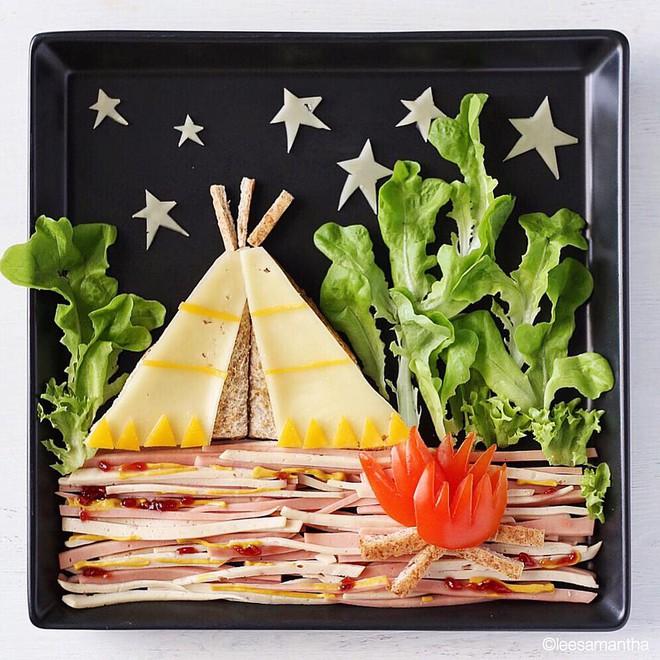 Để con hết kén ăn, bà mẹ khéo tay đã biến bữa ăn thành kiệt tác nghệ thuật - Ảnh 31.