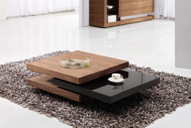 Nếu sợ phòng khách chưa đủ lôi cuốn thì nhanh tay chọn ngay những mẫu bàn trà dưới đây - Ảnh 1.