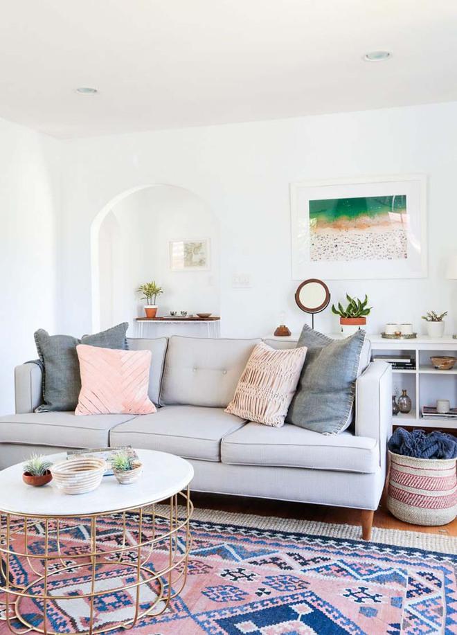 Thì ra đây là lý do mà người người nhà nhà đều sử dụng thảm trải sàn - Ảnh 6.