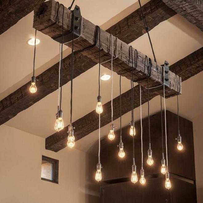 3 cách trang trí nhà bằng bóng đèn chiếu cực chất dành cho những người phong cách - Ảnh 3.