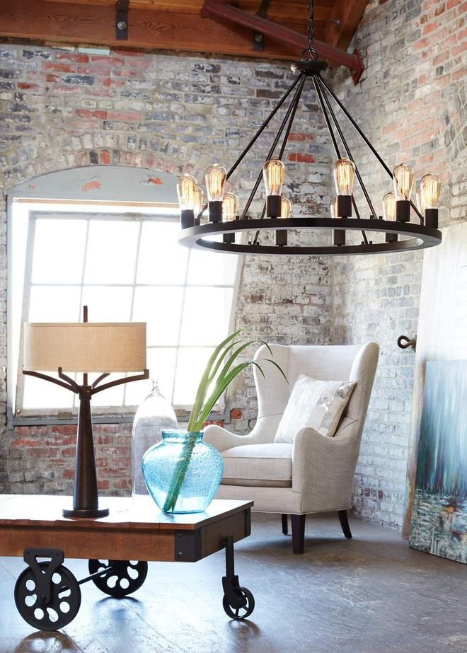 3 cách trang trí nhà bằng bóng đèn chiếu cực chất dành cho những người phong cách - Ảnh 8.