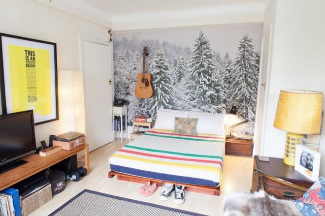 Cô gái trẻ biến căn hộ cho thuê thành nơi vạn người muốn sống - Ảnh 6.