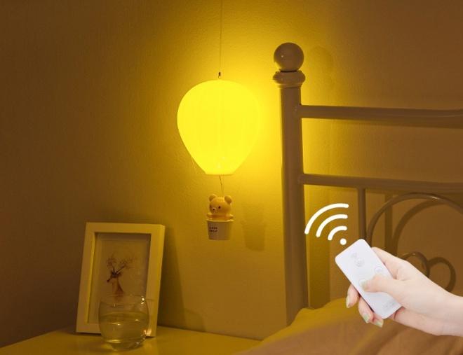 Sắm ngay những mẫu đèn ngủ đẹp như mơ cho nhà thêm lung linh - Ảnh 5.