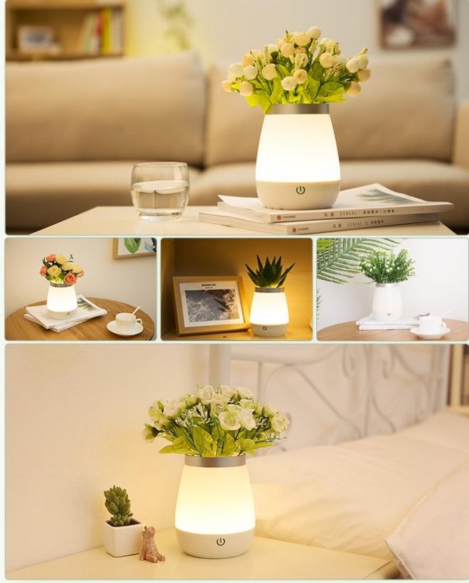 Sắm ngay những mẫu đèn ngủ đẹp như mơ cho nhà thêm lung linh - Ảnh 20.