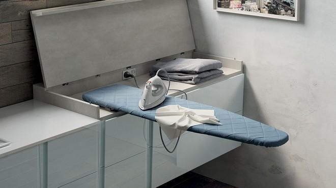 Ý tưởng mới chất lừ cho việc kết hợp phòng tắm và phòng giặt là thành không gian 2 trong 1 - Ảnh 4.