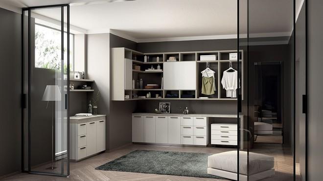 Ý tưởng mới chất lừ cho việc kết hợp phòng tắm và phòng giặt là thành không gian 2 trong 1 - Ảnh 6.