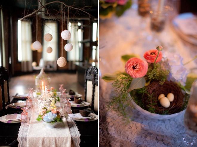 5 cách giúp bàn ăn đẹp lãng mạn và ấm cúng trong những ngày đầu năm - Ảnh 1.