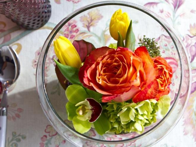 5 cách giúp bàn ăn đẹp lãng mạn và ấm cúng trong những ngày đầu năm - Ảnh 7.