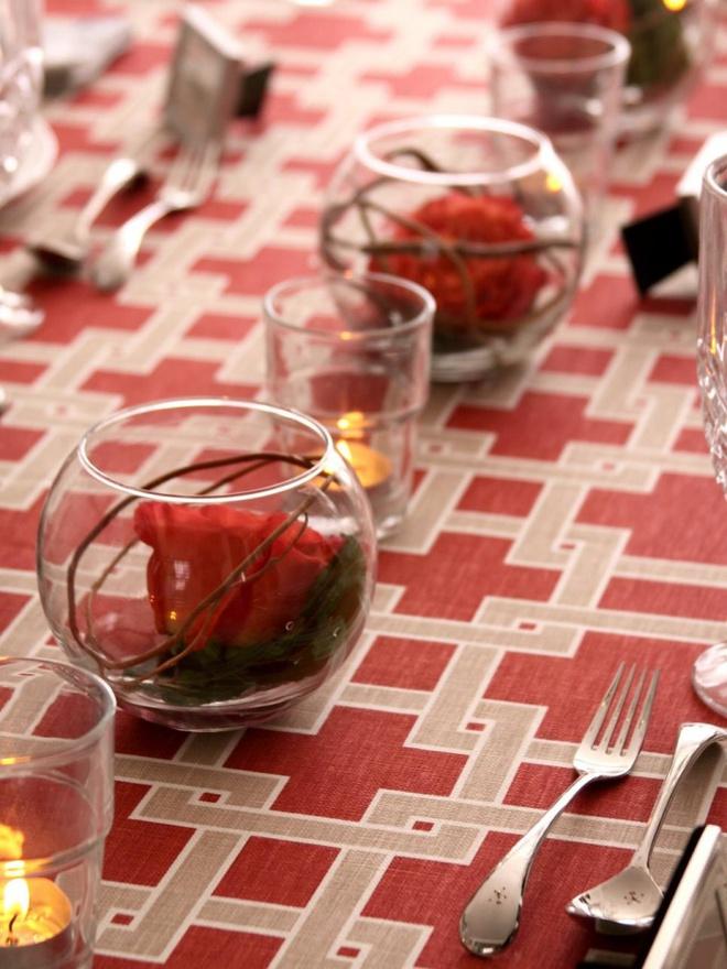 5 cách giúp bàn ăn đẹp lãng mạn và ấm cúng trong những ngày đầu năm - Ảnh 15.