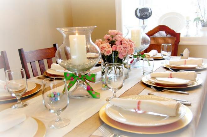 5 cách giúp bàn ăn đẹp lãng mạn và ấm cúng trong những ngày đầu năm - Ảnh 16.