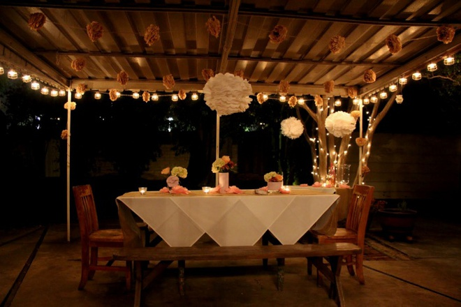 5 cách giúp bàn ăn đẹp lãng mạn và ấm cúng trong những ngày đầu năm - Ảnh 18.