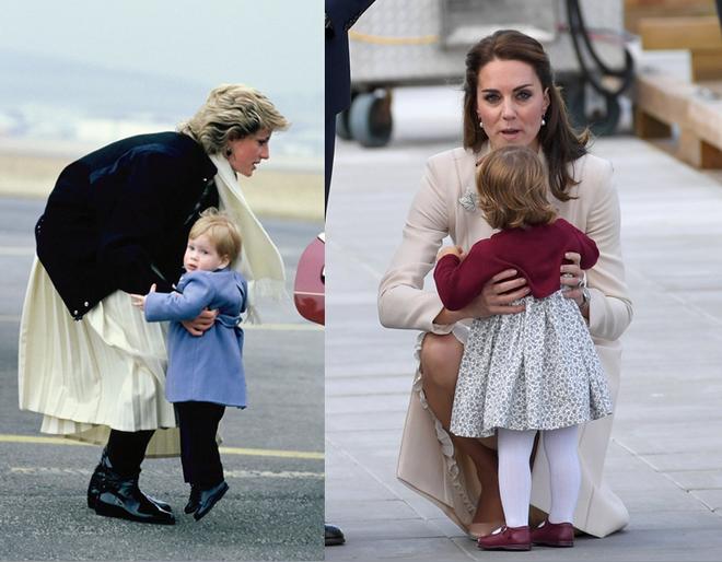 Những điểm chung thú vị trong cách nuôi dạy con của Công nương Diana và Kate Middleton - Ảnh 8.