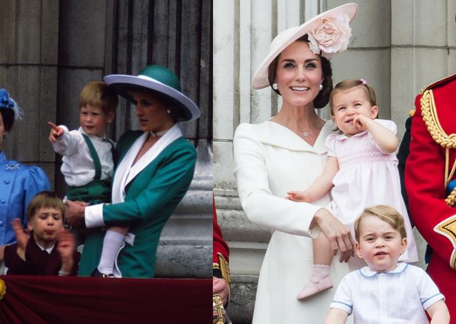 Những điểm chung thú vị trong cách nuôi dạy con của Công nương Diana và Kate Middleton - Ảnh 9.