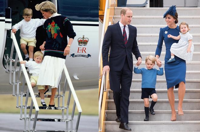 Những điểm chung thú vị trong cách nuôi dạy con của Công nương Diana và Kate Middleton - Ảnh 10.