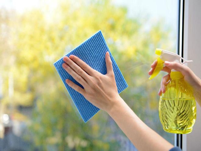 Làm sạch mọi đồ dùng, giúp nhà siêu sạch chỉ bằng giấm ăn thông thường - Ảnh 1.