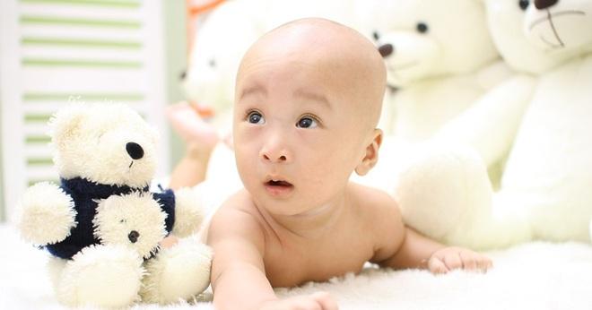 Hướng dẫn bố mẹ cách luyện cơ cho con để bé cứng cáp và nhanh biết đi - Ảnh 2.