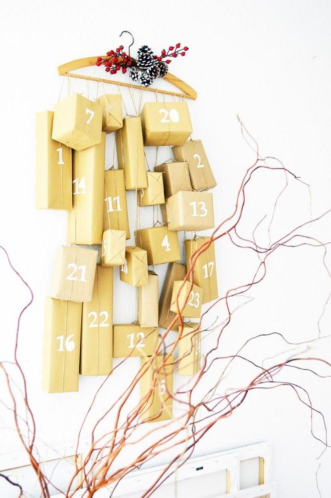 15 mẫu lịch treo tường vừa sáng tạo lại đẹp mắt dành cho những người thích đồ handmade - Ảnh 5.