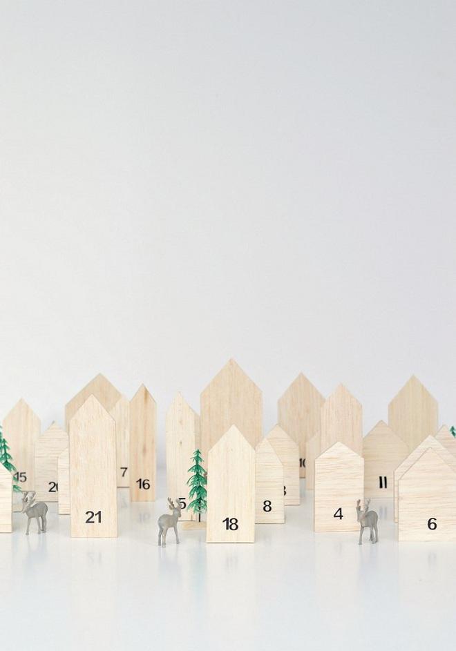 15 mẫu lịch treo tường vừa sáng tạo lại đẹp mắt dành cho những người thích đồ handmade - Ảnh 7.