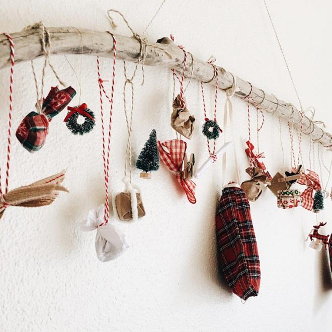 15 mẫu lịch treo tường vừa sáng tạo lại đẹp mắt dành cho những người thích đồ handmade - Ảnh 8.