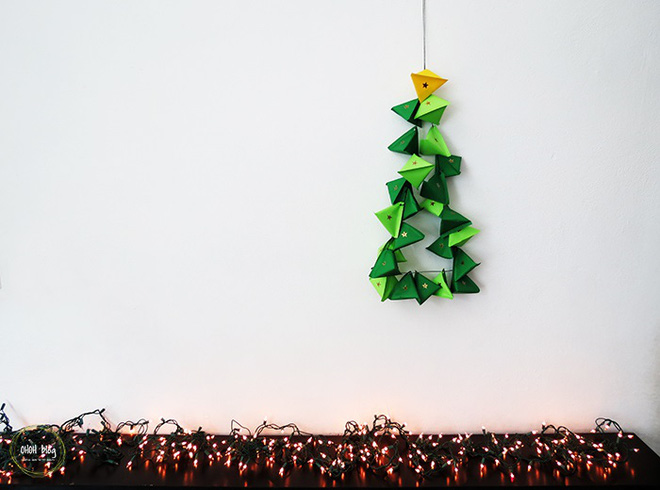15 mẫu lịch treo tường vừa sáng tạo lại đẹp mắt dành cho những người thích đồ handmade - Ảnh 12.