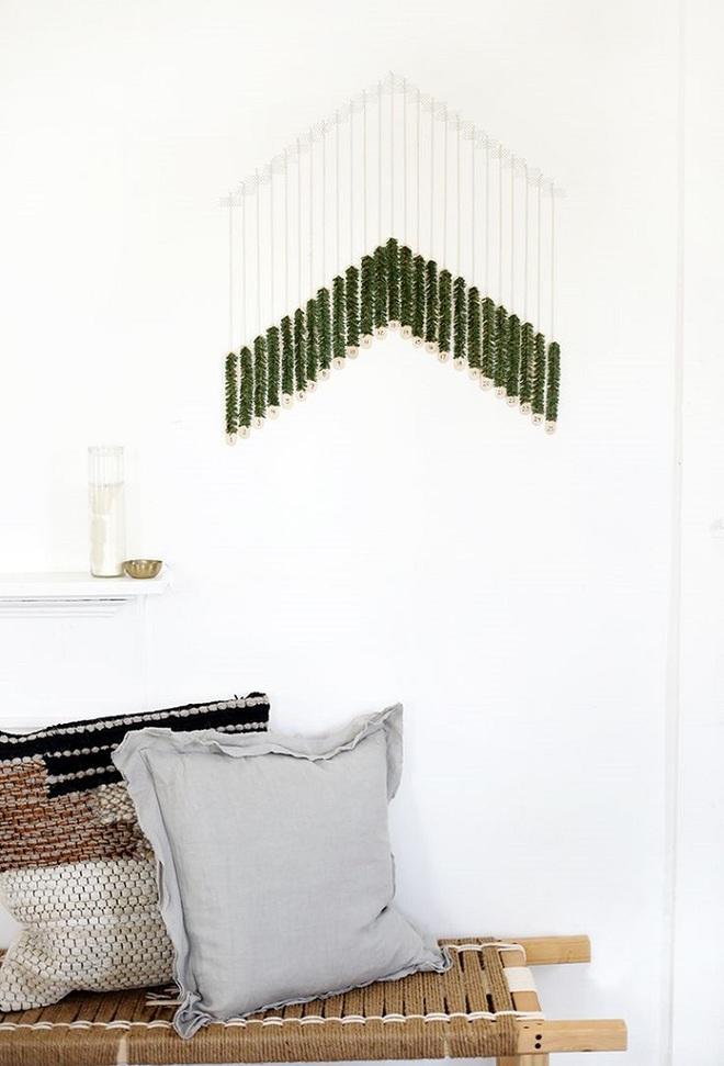 15 mẫu lịch treo tường vừa sáng tạo lại đẹp mắt dành cho những người thích đồ handmade - Ảnh 14.