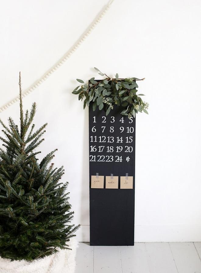 15 mẫu lịch treo tường vừa sáng tạo lại đẹp mắt dành cho những người thích đồ handmade - Ảnh 15.