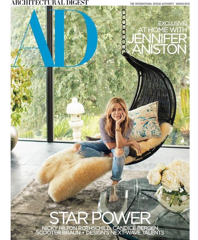 Chiêm ngưỡng ngôi biệt thự hiện đại trị giá 15 triệu bảng của nữ diễn viên xinh đẹp Jennifer Aniston - Ảnh 1.