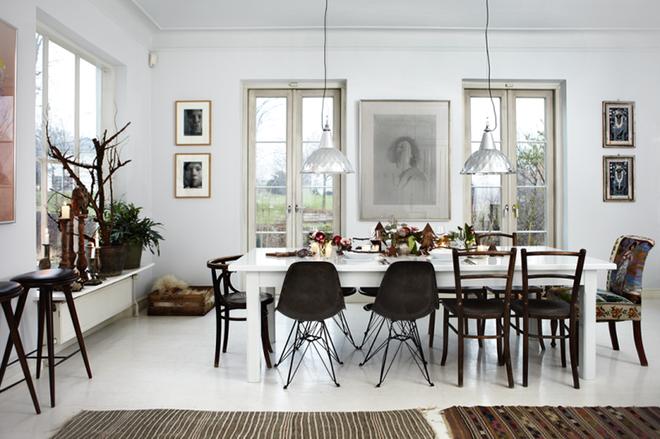Tham khảo ngay những mẫu thiết kế này nếu bạn muốn có một phòng ăn đẹp miễn chê - Ảnh 3.
