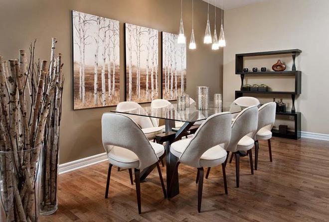 Tham khảo ngay những mẫu thiết kế này nếu bạn muốn có một phòng ăn đẹp miễn chê - Ảnh 9.