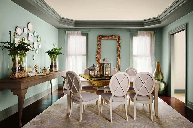 Tham khảo ngay những mẫu thiết kế này nếu bạn muốn có một phòng ăn đẹp miễn chê - Ảnh 11.
