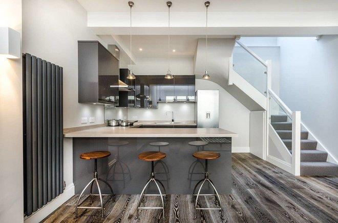 Những căn bếp mang phong cách công nghiệp khiến bạn chẳng thể làm ngơ - Ảnh 16.