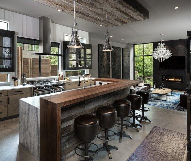 Những căn bếp mang phong cách công nghiệp khiến bạn chẳng thể làm ngơ - Ảnh 19.