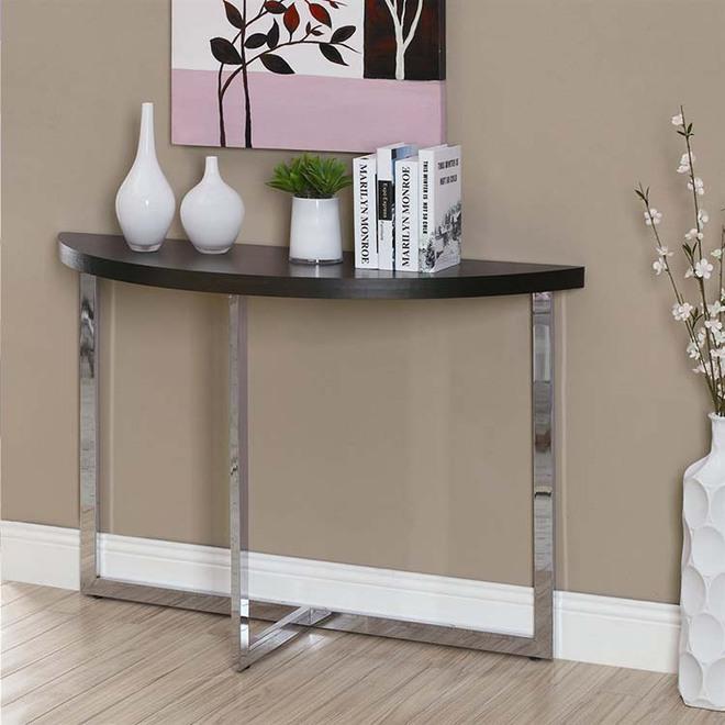 Chỉ cần một chiếc bàn nhỏ đủ khiến cho lối hành lang gia đình bạn ghi điểm   - Ảnh 7.
