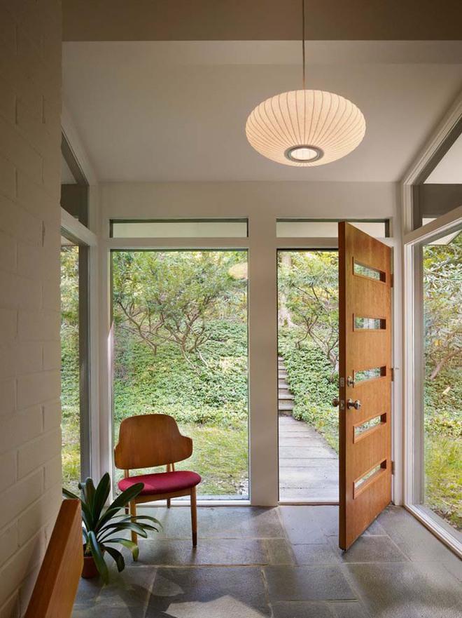 Thiết kế lối vào nhà hiện đại nói thay lời chào mừng với mỗi vị khách đến nhà - Ảnh 5.