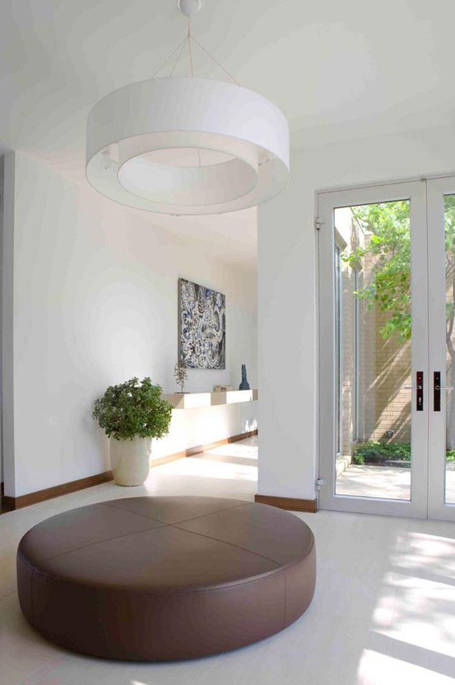 Thiết kế lối vào nhà hiện đại nói thay lời chào mừng với mỗi vị khách đến nhà - Ảnh 6.