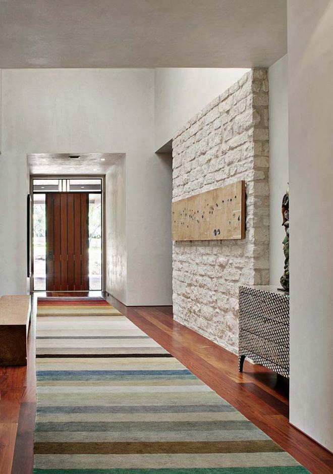 Thiết kế lối vào nhà hiện đại nói thay lời chào mừng với mỗi vị khách đến nhà - Ảnh 7.