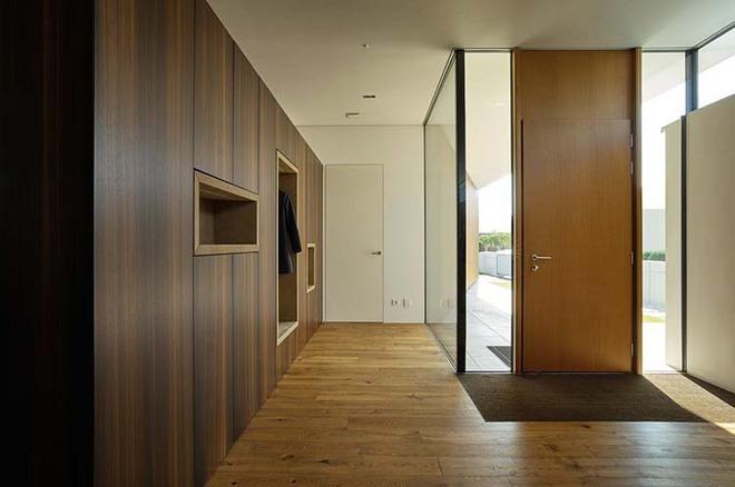 Thiết kế lối vào nhà hiện đại nói thay lời chào mừng với mỗi vị khách đến nhà - Ảnh 9.