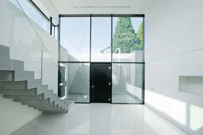 Thiết kế lối vào nhà hiện đại nói thay lời chào mừng với mỗi vị khách đến nhà - Ảnh 10.