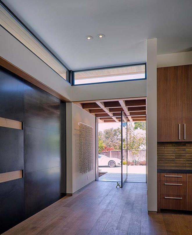 Thiết kế lối vào nhà hiện đại nói thay lời chào mừng với mỗi vị khách đến nhà - Ảnh 11.