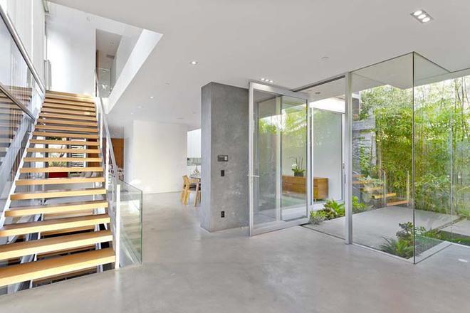 Thiết kế lối vào nhà hiện đại nói thay lời chào mừng với mỗi vị khách đến nhà - Ảnh 12.