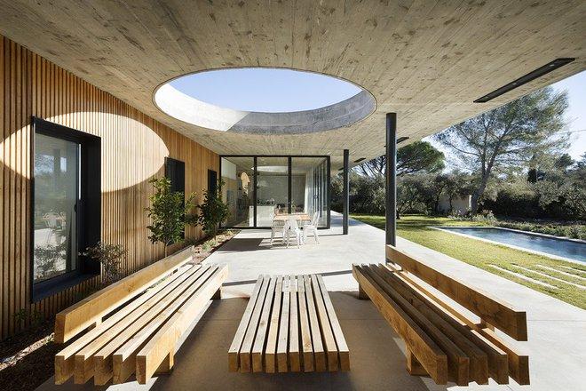 Ghi điểm tuyệt đối với khách đến nhà bằng những mẫu hiên nhà tuyệt vời này - Ảnh 5.