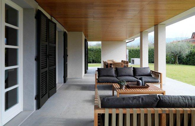 Ghi điểm tuyệt đối với khách đến nhà bằng những mẫu hiên nhà tuyệt vời này - Ảnh 6.