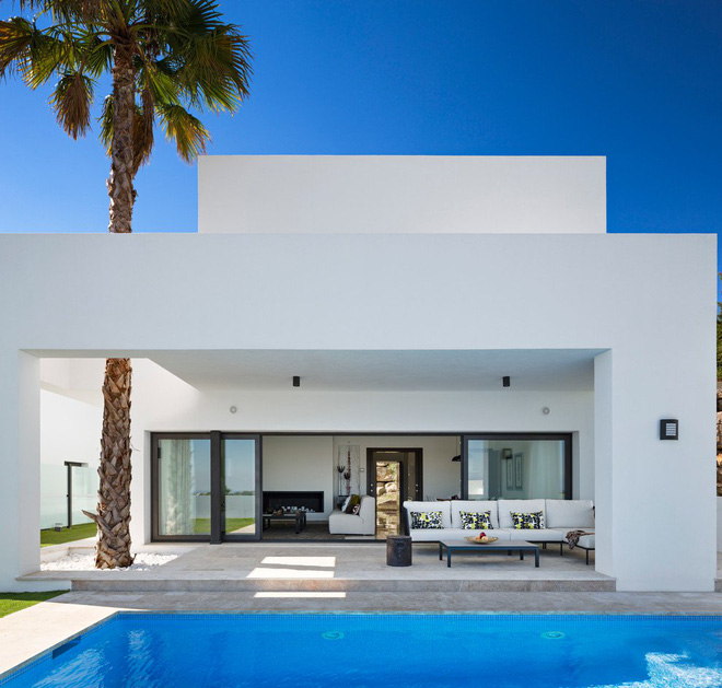 Ghi điểm tuyệt đối với khách đến nhà bằng những mẫu hiên nhà tuyệt vời này - Ảnh 7.