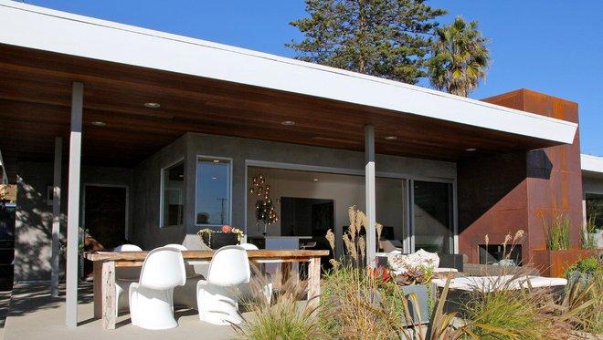 Ghi điểm tuyệt đối với khách đến nhà bằng những mẫu hiên nhà tuyệt vời này - Ảnh 15.
