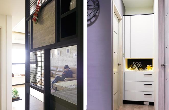Căn hộ rộng đẹp và thoáng nhờ khéo thiết kế hệ thống lưu trữ thông minh của hai cô gái độc thân - Ảnh 12.