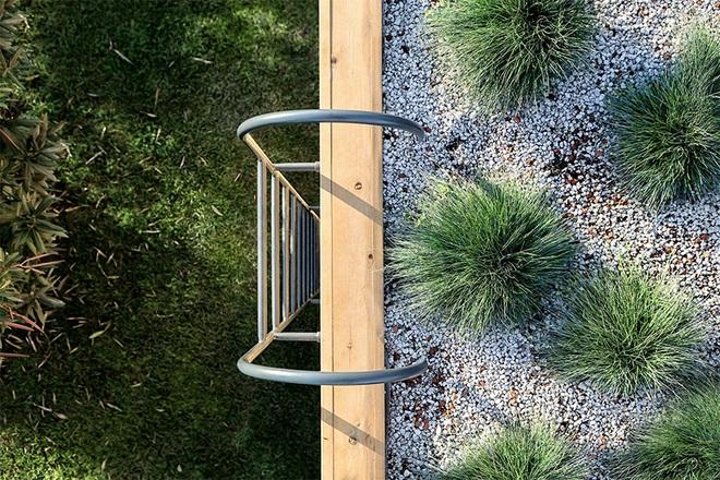 Ngôi nhà sinh thái bằng gỗ thân thiện với môi trường được hoàn thiện chỉ trong 1 tháng   - Ảnh 13.