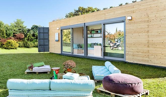 Ngôi nhà sinh thái bằng gỗ thân thiện với môi trường được hoàn thiện chỉ trong 1 tháng   - Ảnh 15.